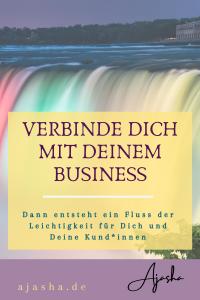 Verbinde Dich mit deinem Business